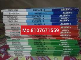 ALLEN KOTA NEET /AIIMS/JEE pattern  book (cod ) cash on delivery  avl.
