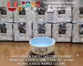 Souvenir Mangkok Keramik Semarang dan sekitarnya_ murah berkwalitas