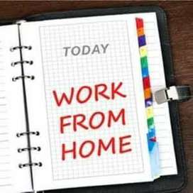 If u are planning to work for Yourself - Work from Internet / home