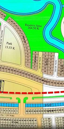 Bahria Phase 8 extension