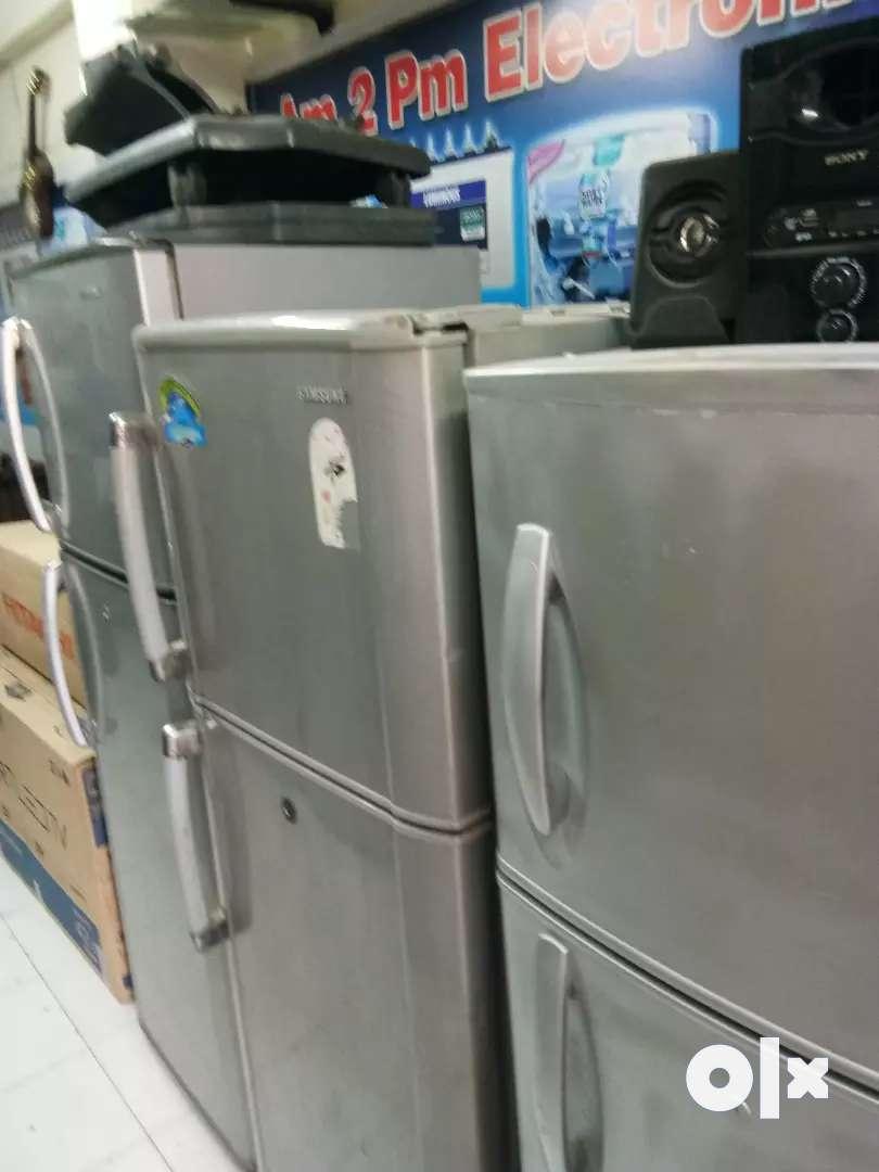 Double door Refrigerator Used Best Condition 0