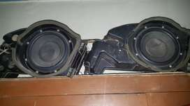amp woofers for sale