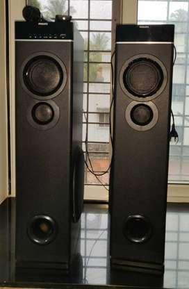 PHILLIPS TOWER SPEAKERS - Model SPA9080B