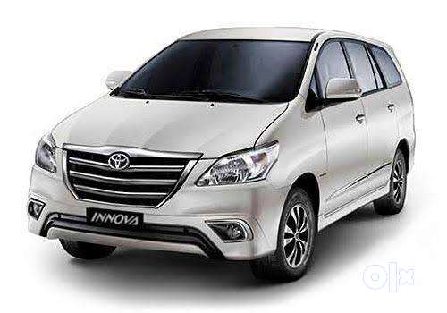Innova for rents with driver 0