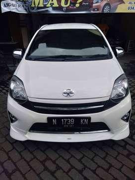 Toyota Agya 1.0 TRD Sportivo M/T 2016