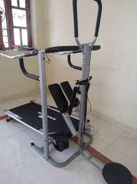 Kamachi treadmill 4 in 1 treadmill
