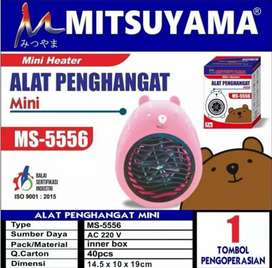 ALAT PENGHANGAT MINI MITSUYAMA MS 5556