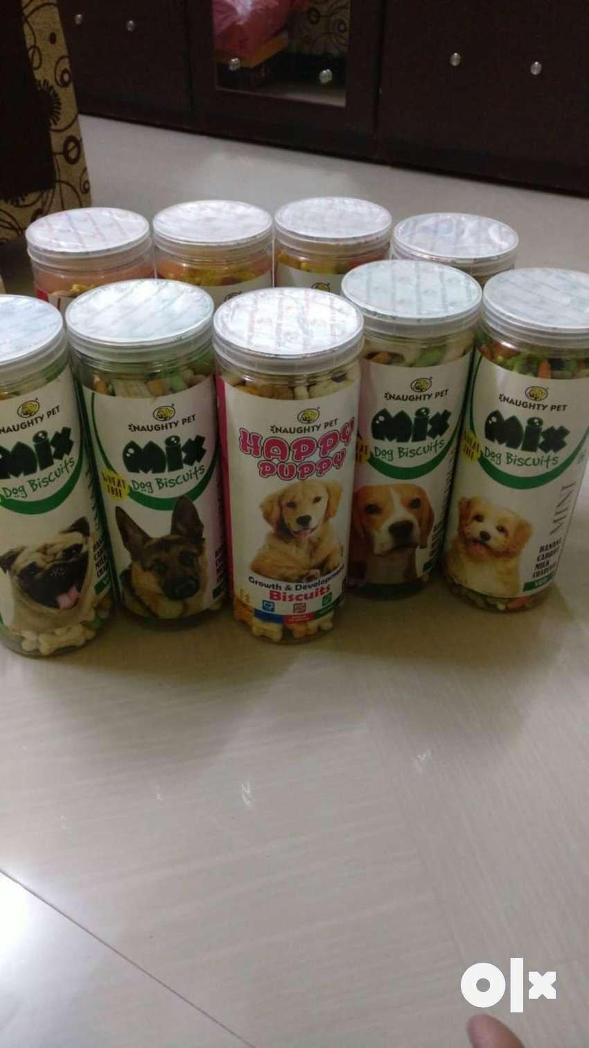 Dog Biscuits Offer