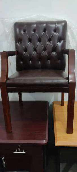 Wooden chair brand new