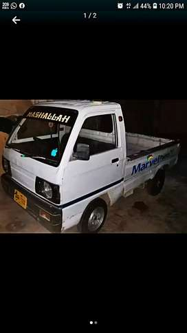 I want sell suzuki pic/up