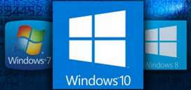 Windows 10,8,7 and Android 7 with activation in a cheap rate.