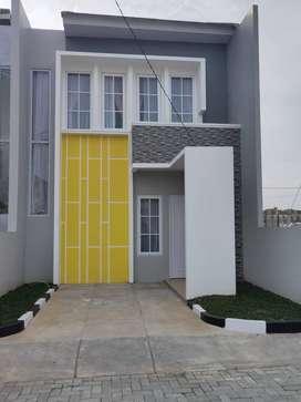 rumah murah 2 lantai