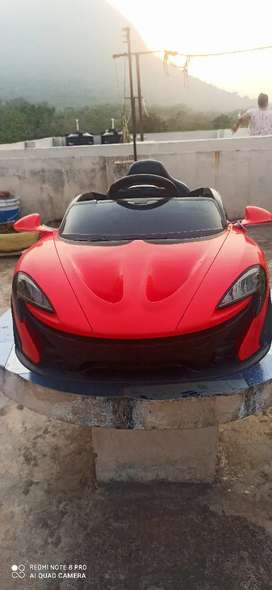 Kids 12 volts Battery chargeable Sports Car.