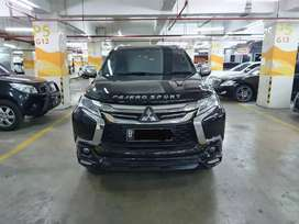 MITSUBISHI PAJERO DAKAR AT 2016 KM30rb FULL ORI BLACK