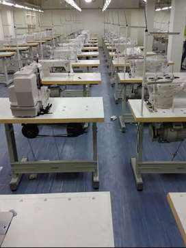 Garments industry for sale