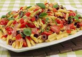 Hi I am north Indian continatal italian chef