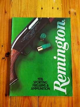 Katalog Antik Remington Sporting Firearms and Ammunition thn 1976