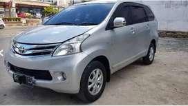 Dijual Toyota Avanza Manual silver 2014