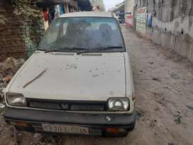 Maruti Suzuki 800 1997 Petrol Good Condition
