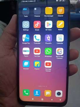 Redmi note 7s  3/32 gb awesome phone 8month use