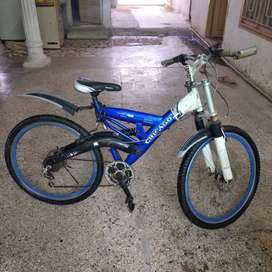 Imported CHICAGO Mountain Bike
