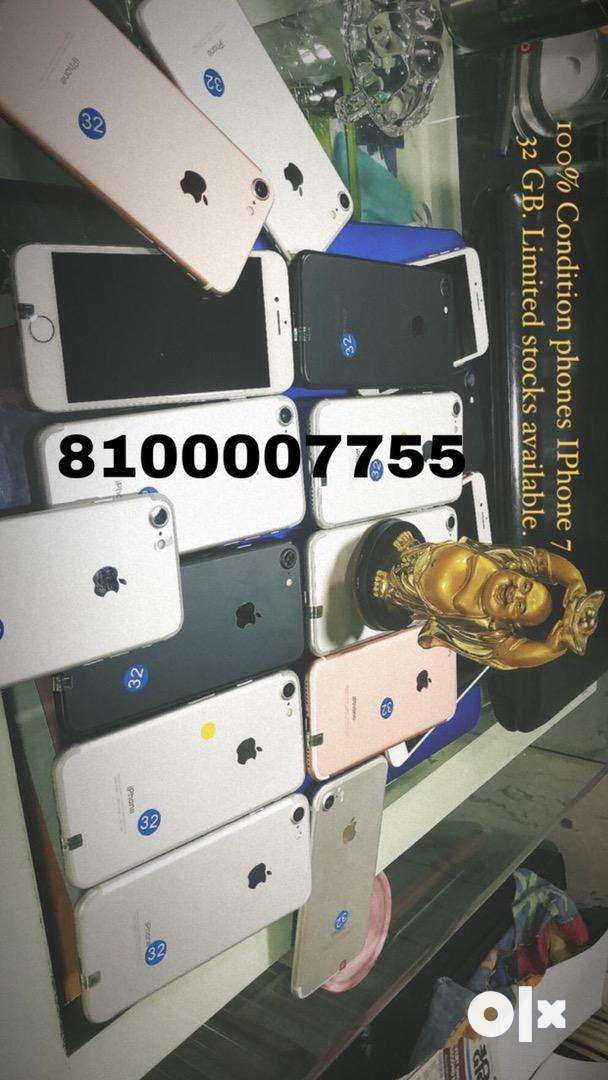 Iphone 7 All colors 0