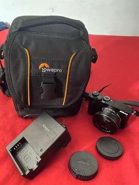 Di jual mirrorless nikon 1 J5 kit 10-30mm