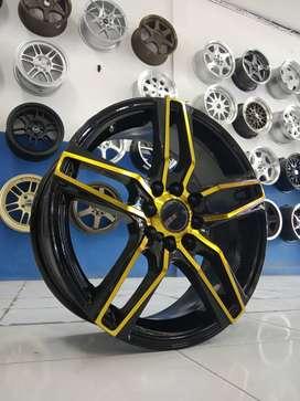 new velg zenn wheel Ring 16 lebar rata cocok untuk avanza,attivo dll