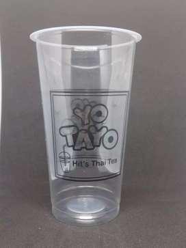Cup(gelas plastik) 22oz 10 gram