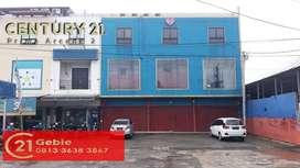 Ruko 3,5 Lantai Gandeng 3 Di Tepi Jalan Raya Jombang - RH 5307 BR