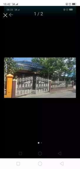 Di jual rumah siap huni...di tengah kota Banjarmasin.
