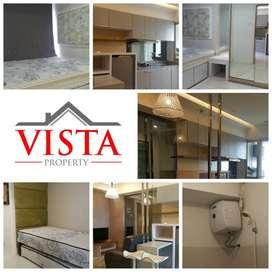 Sewa Apartemen Educity Harvard Type 2BR - Vista Property
