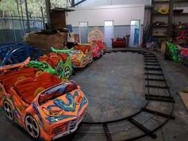mini coaster kereta lantai mainan eskavator mini ER