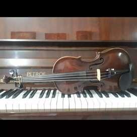 Biola Tua Antik Stainer No Label Uk 4/4 ; Stainer Old Violin 4/4