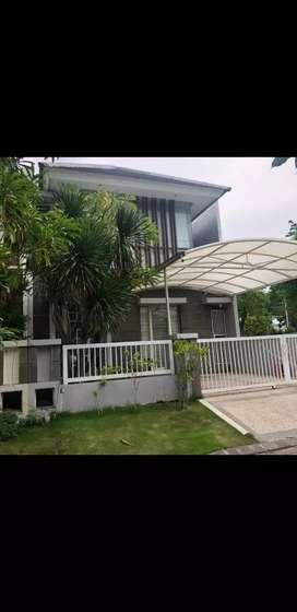 San Diego Pakuwon City Surabaya Timur Rumah Terawat Siap Huni