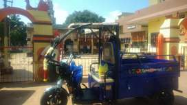 Goods electrical vehicle