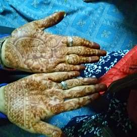 Mehendi designing for parties and function
