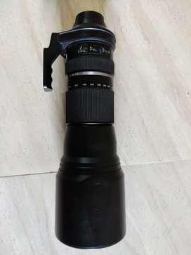 Nikon Maunt Tamron 150-600mm Lens for Nikon