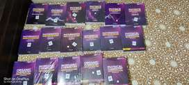 Cengage JEE ADVANCE 17 BOOK SET WITH 17 PRACTICE BOOK