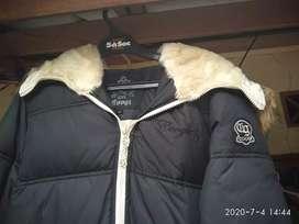 Jaket winter long coat merk coogi