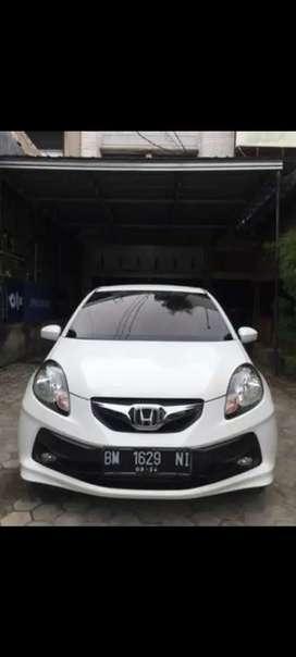 Honda Brio E Satya