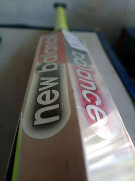 Sports items cricket bat New
