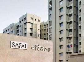 3Bhk flats @ Safal parisar 2