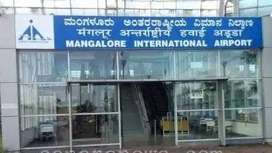 Hiring For 10&12th/Graduate Fresher at Mangalore International Airport