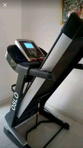 Fit mataram sport treadmill OSLO ** ORI 4 FUCTION
