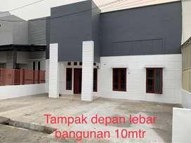 TURUN HARGA Rumah baru 3KT, 2KM Tipe 100 mtr2