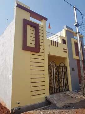 लाल ईटो से बना मकान 20लाख 50 हजार में