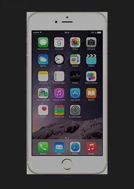 iPhone 6 plus 128 GB urgent saale