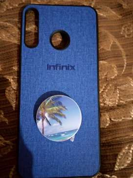 Techno spark 4  back cover and infinix smart 4 back cover