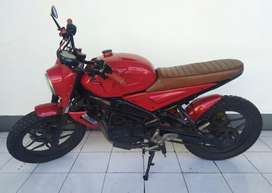 Kawasaki bajaj modif